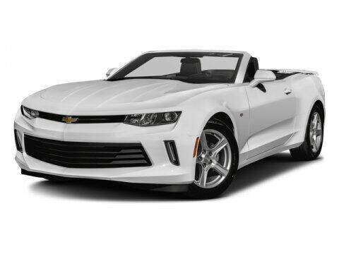 2017 Chevrolet Camaro for sale at Jimmys Car Deals in Livonia MI