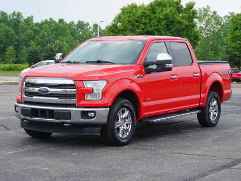 2017 Ford F-150 for sale at FOWLERVILLE FORD in Fowlerville MI