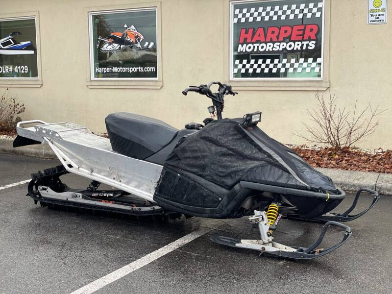 2009 Arctic Cat M6 Custom Areocharged for sale at Harper Motorsports-Powersports in Post Falls ID