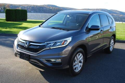 2015 Honda CR-V for sale at New Milford Motors in New Milford CT