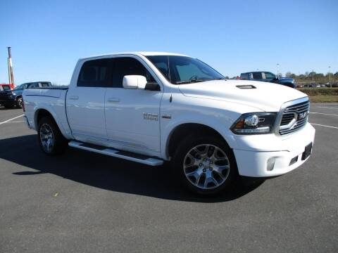 2018 RAM Ram Pickup 1500 for sale at Auto Gallery Chevrolet in Commerce GA