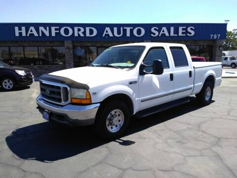 1999 Ford F-350 Super Duty for sale at Hanford Auto Sales in Hanford CA