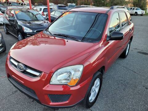 2009 Kia Sportage for sale at Ace Auto Brokers in Charlotte NC