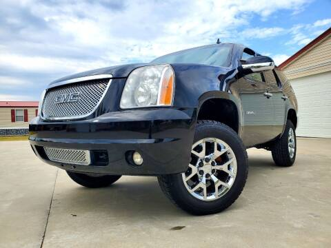 2009 GMC Yukon for sale at Real Deals of Florence, LLC in Effingham SC