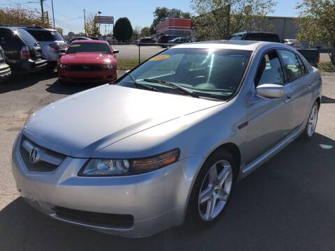 2006 Acura TL for sale at Diana Rico LLC in Dalton GA