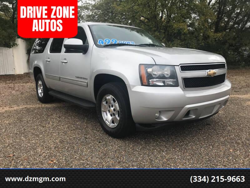2011 Chevrolet Suburban for sale at DRIVE ZONE AUTOS in Montgomery AL