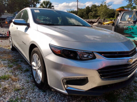 2017 Chevrolet Malibu for sale at Empire Automotive Group Inc. in Orlando FL