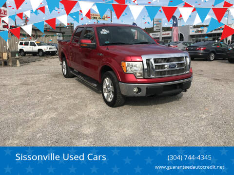 2010 Ford F-150 for sale at Sissonville Used Cars in Charleston WV