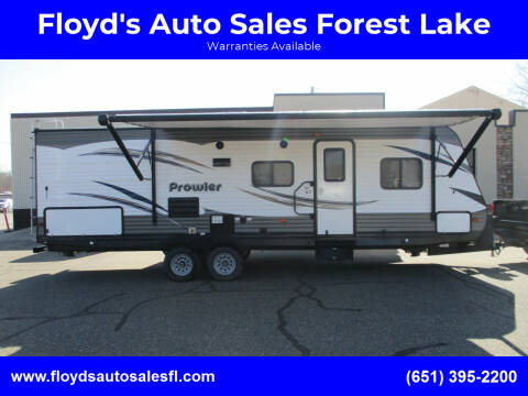 2016 Heartland Prowler for sale at Floyd's Auto Sales Forest Lake in Forest Lake MN