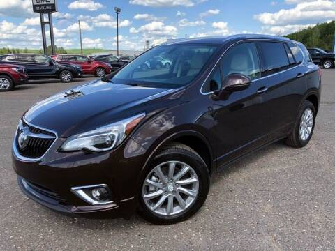 2020 Buick Envision for sale at STATELINE CHEVROLET BUICK GMC in Iron River MI