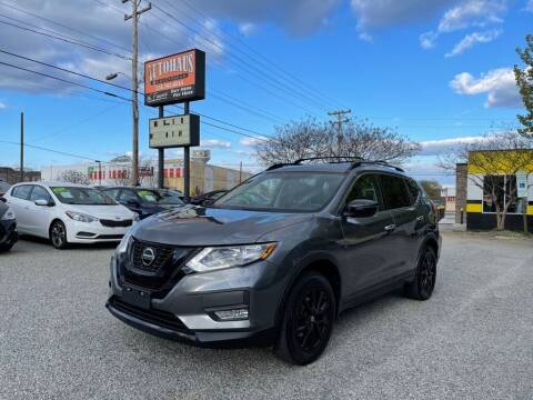 2018 Nissan Rogue for sale at Autohaus of Greensboro in Greensboro NC