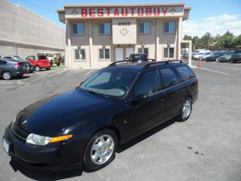 2002 Saturn L-Series for sale at Best Auto Buy in Las Vegas NV