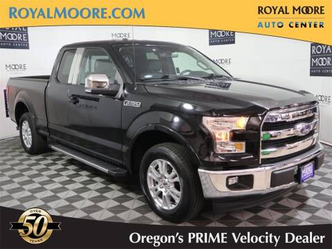 2017 Ford F-150 for sale at Royal Moore Custom Finance in Hillsboro OR