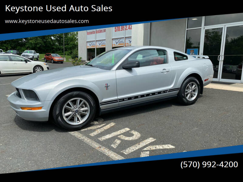 2005 Ford Mustang for sale at Keystone Used Auto Sales in Brodheadsville PA