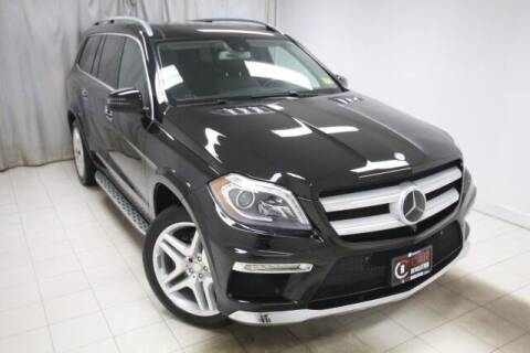 2016 Mercedes-Benz GL-Class for sale at EMG AUTO SALES in Avenel NJ