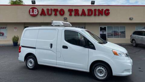 2014 Nissan NV200 for sale at LB Auto Trading in Orlando FL