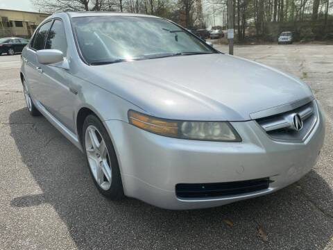 2004 Acura TL for sale at Affordable Dream Cars in Lake City GA