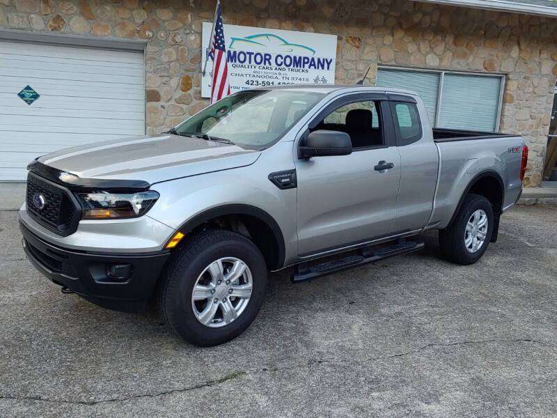 2020 Ford Ranger for sale in Chattanooga, TN