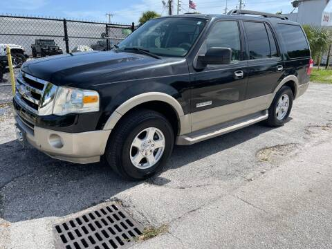 2007 Ford Expedition for sale at Hard Rock Motors in Hollywood FL