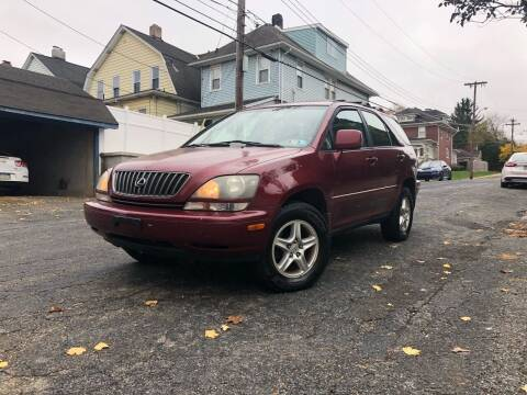 2000 Lexus RX 300 for sale at Keystone Auto Center LLC in Allentown PA
