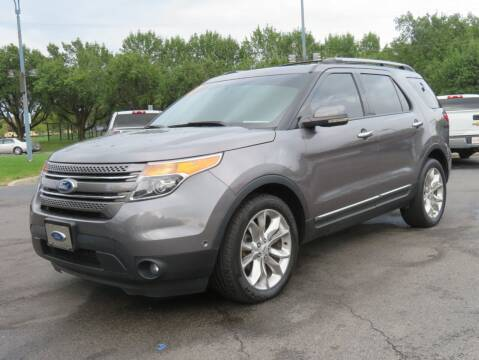 2012 Ford Explorer for sale at Low Cost Cars North in Whitehall OH