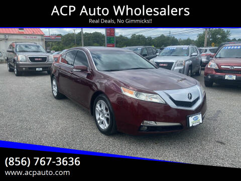 2010 Acura TL for sale at ACP Auto Wholesalers in Berlin NJ