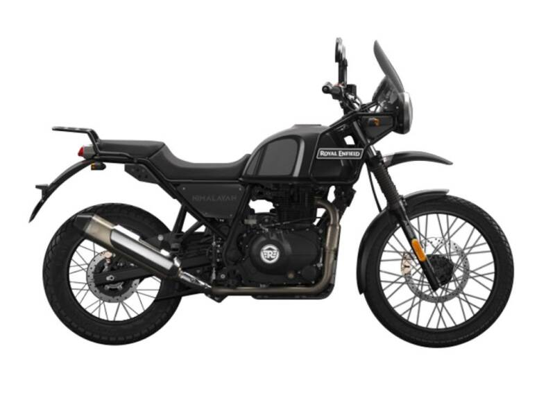 2021 Royal Enfield Himalayan Snow White for sale at Head Motor Company - Head Indian Motorcycle in Columbia MO