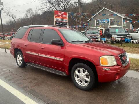 2004 GMC Envoy XUV for sale at Korz Auto Farm in Kansas City KS