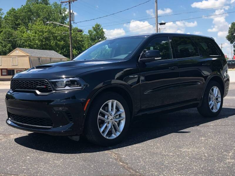 2021 Dodge Durango for sale at Teds Auto Inc in Marshall MO