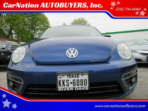 2014 Volkswagen Beetle for sale at CarNation AUTOBUYERS, Inc. in Rockville Centre NY