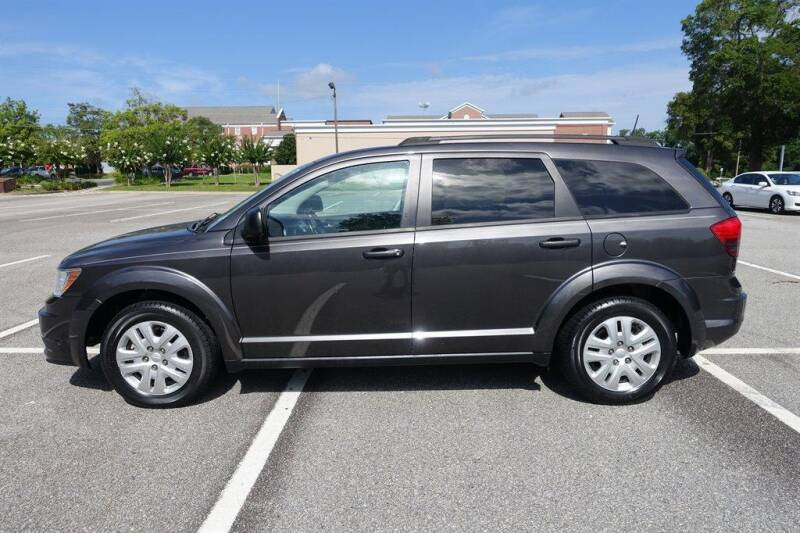 2017 Dodge Journey for sale at Womack Auto Sales in Statesboro GA