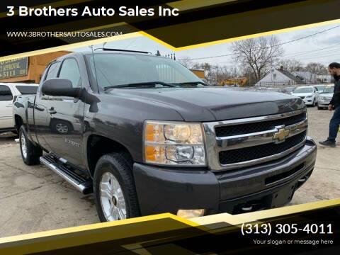 2010 Chevrolet Silverado 1500 for sale at 3 Brothers Auto Sales Inc in Detroit MI