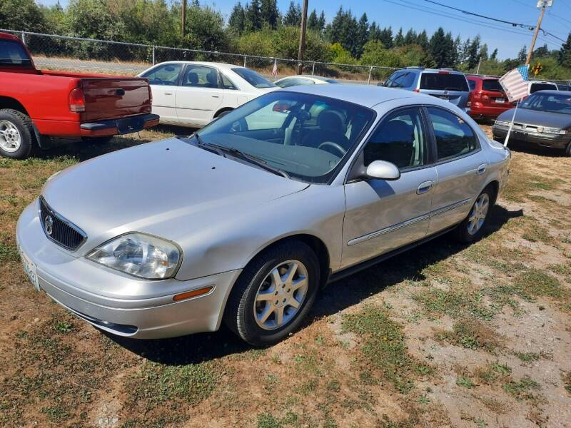 2002 Mercury Sable for sale at FLAGGS AUTO SOURCE in Mckenna WA