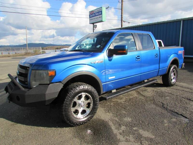 2013 Ford F-150 for sale at 101 Budget Auto Sales in Coos Bay OR