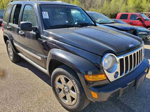 2006 Jeep Liberty for sale at Extreme Auto Sales LLC. in Wautoma WI