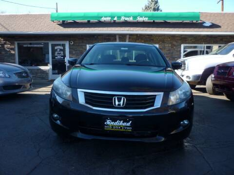 2008 Honda Accord for sale at Sindibad Auto Sale, LLC in Englewood CO