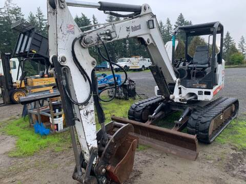 2007 Bobcat 337G for sale at DirtWorx Equipment in Woodland WA