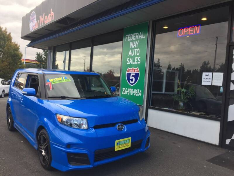 2011 Scion xB for sale at Federal Way Auto Sales in Federal Way WA