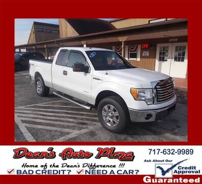 2011 Ford F-150 for sale at Dean's Auto Plaza in Hanover PA