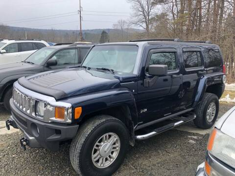 2007 HUMMER H3 for sale at Brush & Palette Auto in Candor NY