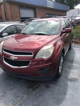 2010 Chevrolet Equinox for sale at LAKE CITY AUTO SALES - Jonesboro in Morrow GA