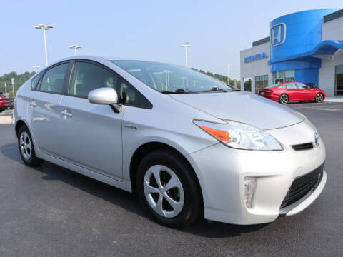 2015 Toyota Prius for sale at RUSTY WALLACE HONDA in Knoxville TN