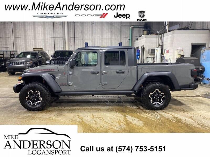 2021 Jeep Gladiator for sale in Logansport, IN