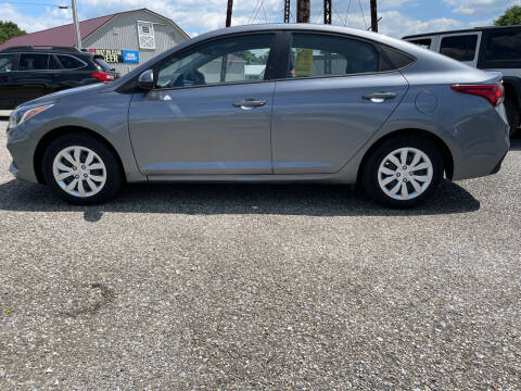 2018 Hyundai Accent for sale at Apple Auto Repair Inc / Christiana Auto Sales in Christiana PA