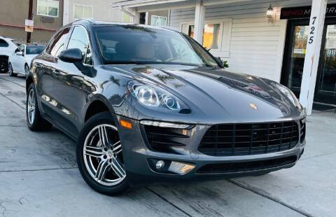 2015 Porsche Macan for sale at Pro Motorcars in Anaheim CA