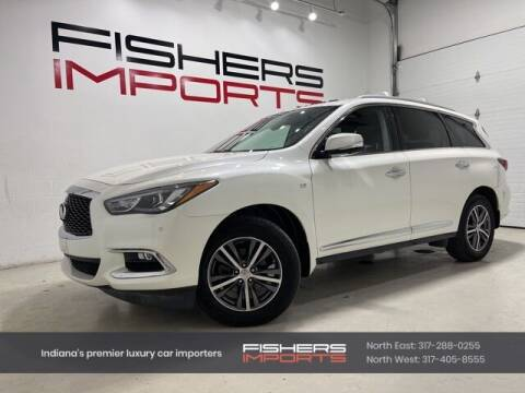2017 Infiniti QX60 for sale at Fishers Imports in Fishers IN