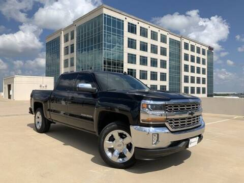 2016 Chevrolet Silverado 1500 for sale at SIGNATURE Sales & Consignment in Austin TX