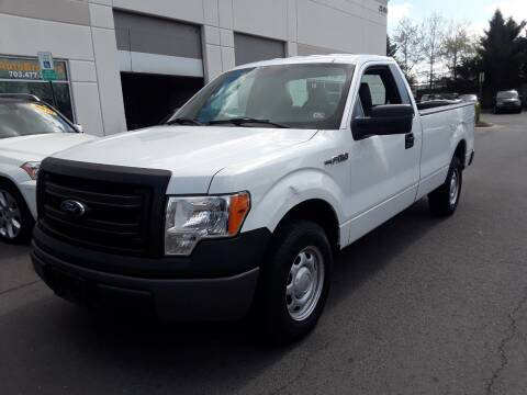 2013 Ford F-150 for sale at M & M Auto Brokers in Chantilly VA