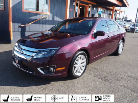 2011 Ford Fusion for sale at Sabeti Motors in Tacoma WA
