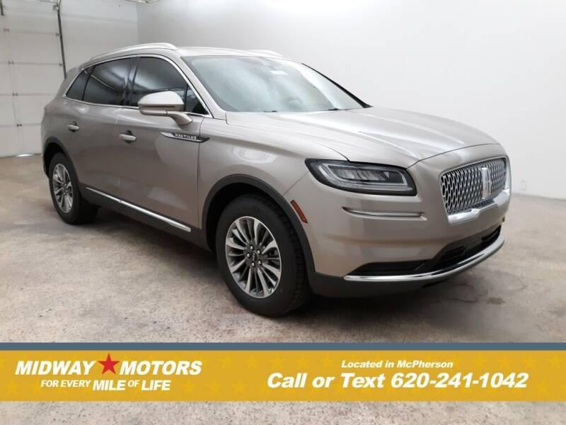2021 Lincoln Nautilus for sale in Mcpherson, KS